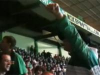 Najmłodszy dowódca na stadionie