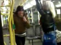 Tak się kończy głupia zabawa w tramwaju