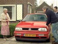 Kupno samochodu od starszej pani