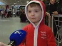 Dziecko i jego zbyt duży entuzjazm