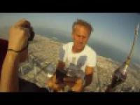 Szczyt iglicy Dubaj Bruj Khalif