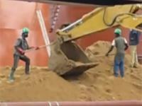 Profesjonalni robotnicy z Kamerunu
