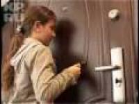 Chińskie drzwi antywłamaniowe