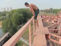 Efektowne skoki do wody