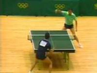 Znakomity mecz Andrzeja Grubby na Olompiadzie w Seulu w 1988 roku.