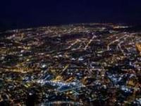 Nocne lądowanie w Los Angeles