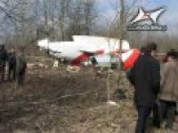 (+18) Nowy niepublikowany wcześniej film z katastrofy pod Smoleńskiem (luty 2011)