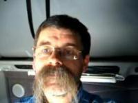 Polski trucker w USA i jego cięzarówka