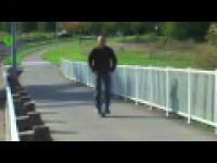 Prawie jak rower (solowheel, jedno kołowiec)