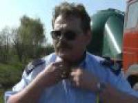 policja - niech się pan przedstawi