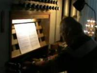 Gigi d'Agostino - L'amour toujours na organach kościelnych