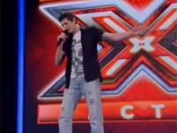 Hubert Żłobecki w X Factor Polska