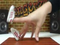 Breakdance palców II