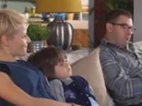 Reakcja rodziców na nową dziewczynę Tomka