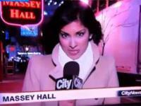 Reporterka kontra katar