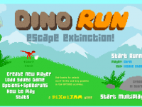 Dino Run!
