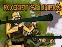 Bazooka Battle 2 Rocket Soldiers