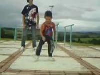 Taniec dwóch braci