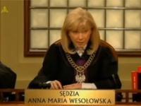 Śmiech na Sali - Sędzia Anna Maria Wesołowska