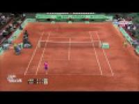 Niesamowite uderzenie Kim Clijsters