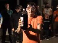 Cola i mentosy w wykonaniu Jackass