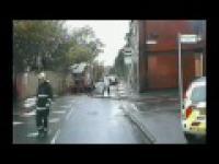 Fart strażaka