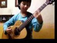 Sungha Jung - utalentowany gitarzysta