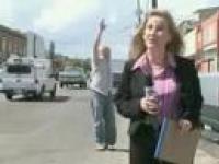 Wkurzona reporterka