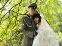 Nazistowskie zdjęcia ślubne z Chin