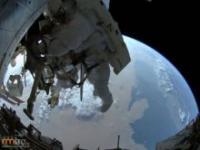 Zdjęcia z promu kosmicznego Atlantis