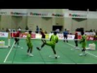 Siatkówka w stylu Kung Fu