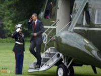 Jak Barack Obama podpisuje dokumenty