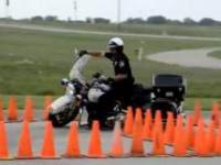 Policyjne zawody motocyklowe