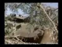 palestyńskie czołgi
