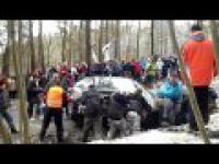 Kompilacja Wypadkow Rajdowych 2011