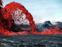 Potęga wulkanów na Hawajach