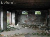Z ruiny w piękny dom