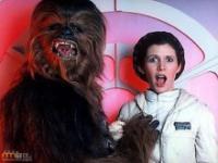 Czy księżniczka Leia i Chewbacca mieli romans?