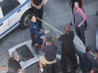 Na planie filmu Avengers