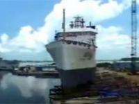 Wodowanie statków
