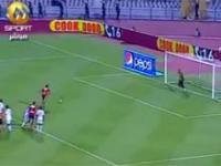 Najgorzej wykonany rzut karny w historii piłki nożnej