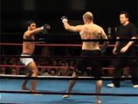 Fenomenalny nokaut w MMA