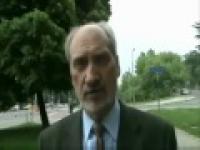 Spot wyborczy PiS 2011: Antoni Macierewicz(z przymrużeniem oka)