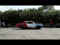 Samochód na skakance