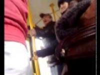 pan śmieszek w wesołym autobusie !