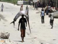 Somalijscy rybacy