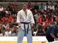 KO Patryka Sypienia na MŚ w karate