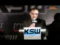 KSW 17: Oświadczenie po walce Pudzianowski - Thompson