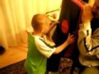 Nastepne Pokolenie 4latek maly gangster