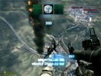 Mistrzowski frag w Battlefield 3